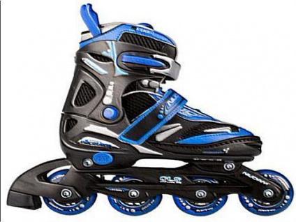 Kinder Inliner Rollschuhe verstellbar 27-30, 30-33, 34-37, 38-41 Inline Skater