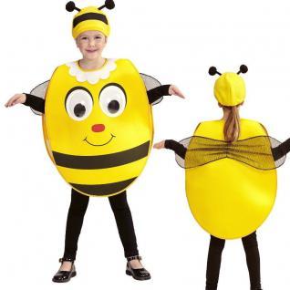BIENE MIT RIESENAUGEN Kleinkind sweet Bee Bienen Kostüm für Kinder 2-4 Jahre