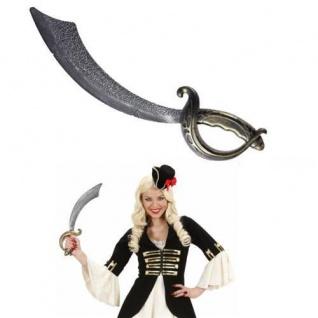 PIRATEN Schwert Säbel 50 cm Zubehör Kostüm Pirat 197C