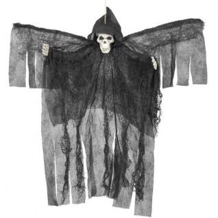 SENSENMANN Hängefigur Deko Halloween Tod Horror (7200) Grusel Party Dekoration