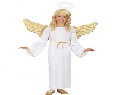WOW Engel Kinder Kostüm Gr. 158 PREISHIT Engelsverkleidung Engelskostüm 0254