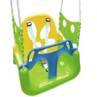 KINDERSCHAUKEL Babyschaukel 3 in 1 Baby Kinder Garten Schaukel # 73213