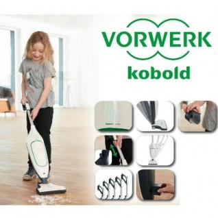 VORWERK Kobold Kinder Staubsauger mit Funktionen VK200 Happy People 15006 NEU