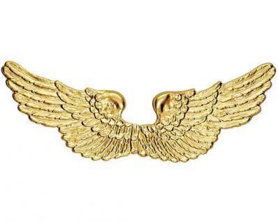 ENGELSFLÜGEL GOLD 90 cm Flügel Zubehör Kostüm Engel 2037