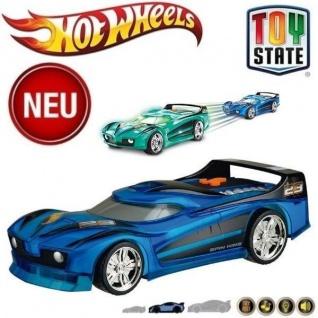 Happy People 35943 Hot Wheels Extreme Action Scorpedo Fahrzeug Auto Spielzeugautos