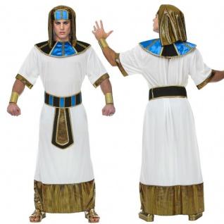 Pharao Ägypter Tutanchamun König Herren Kostüm - NEU Karneval Fasching Verkleidu