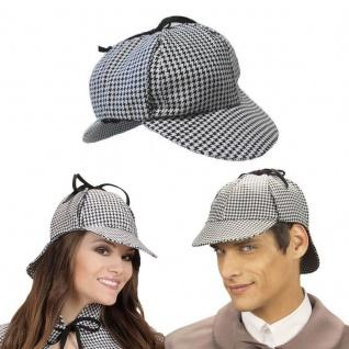 Hut Sherlock Holmes - Detektiv Mütze