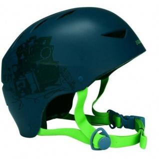 SKATER Helm dunkelblau BMX- und Skaterhelm Freestyle Fahrradhelm Gr 48 - 61 cm