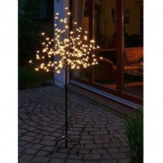 LED Kirschblütenbaum 1, 5m mit 180 LED Lichterbäumchen Sakura Haus & Garten Deko