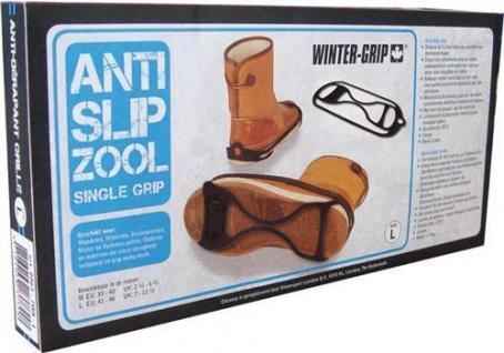 Antirutsch Schuhe Spikes Schuhketten Gleitschutz Gr. 35-40