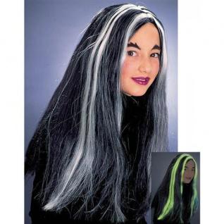 HEXEN PERÜCKE KINDER Halloween Mädchen Kostüm Zubehör Verkleidung 6279