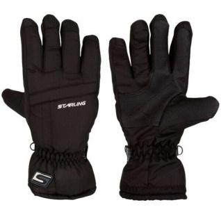 Handschuhe Snowboard Ski-Handschuhe Winterhandschuhe Gr. 11 XXL schwarz (431zwa)