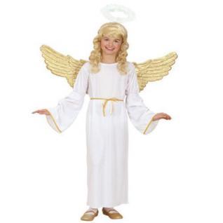 WOW Engel Kostüm Gr.128 PREISHIT Kinder Engelkostüm 02547