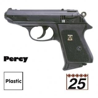 Sohni-Wicke Agent Percy Kinder Spielzeug Pistole, 25-Schuss Pistole