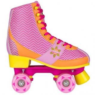 Rollschuhe Skater Rollerskates Chevron Kinder Girls Mädchen Von Gr. 33 - 40
