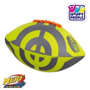 Nerf AMERICAN FOOTBALL Wasserspielzeug Neopren Ball Happy People #16580
