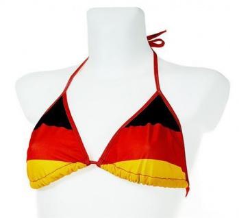 1x 2x 4x 8x BIKINI OBERTEIL Deutschland Fanartikel Sport Strand Schwimmen WM EM