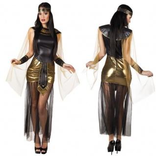 Cleopatra Pharaonin Damen Kostum Deluxe 40 42 M L Karneval 3644
