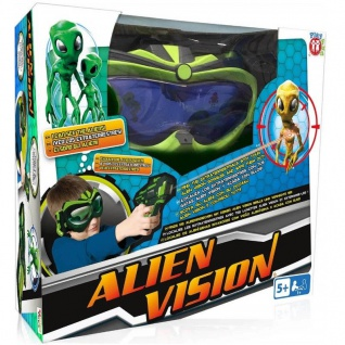 IMC Alien Vision Jagd Invasion mit Virtual Reality-Brille ab 5 Jahre - NEU