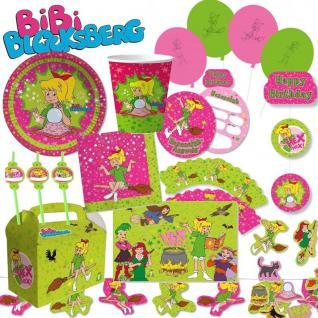 BIBI BLOCKSBERG - Riesenauswahl Alles zum Kinder Geburtgstag - Hexen Party Deko