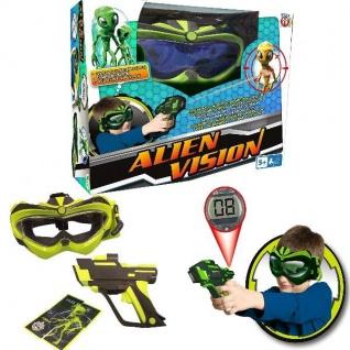 ALIEN VISION Spiel IMC Toys Jagd Invasion mit Virtual Reality-Brille ab 5 Jahre