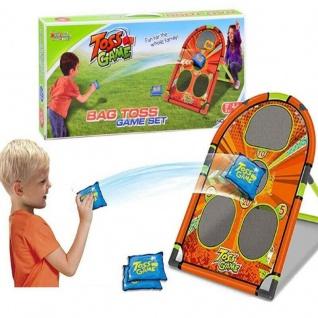Sandsack Wurfspiel Ziel Werfen Geschicklichkeitsspiel Kinder Garten Party Spiel
