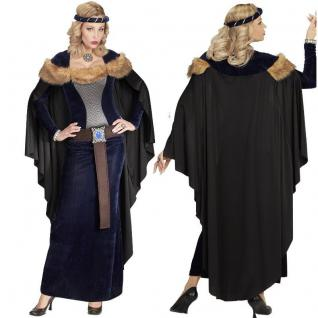 Mittelalter Adelige Prinzzessin Damen Kostüm Keltische Königin Gr. S - XL