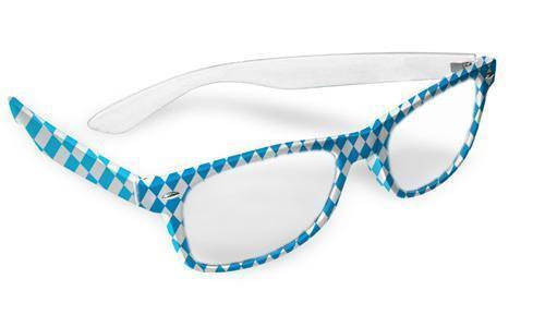 Sonnenbrille Bayern Brille Blues Brothers Oktoberfest Schlagerparty Disco