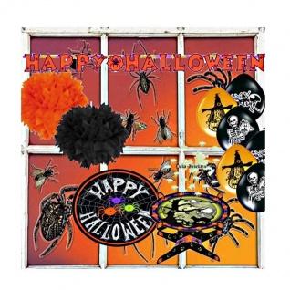 Halloween Gruselige Spinnen Top Angebot Party Deko Partyzubehör