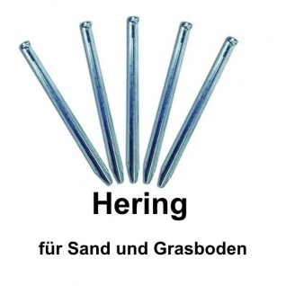 10//20//30//40//50//80 ZELTNAGEL 24 cm Hering Erdnagel Zelthering verzinkt