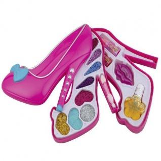 """Kinder Schmink-Set """" High Heel"""" Make Up mit Liedschatten Lippgloss uvm. #5719"""