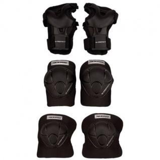 Kinder Protektoren Schützer Set Größe S, M, L für Schlittschuhe Inliner Skater