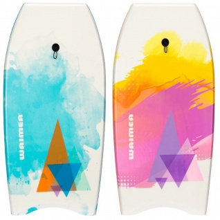 BODYBOARD SLICK Speed Skin EPS 93x48x5.2 cm Wellenbrett Surfbrett Schwimmbrett