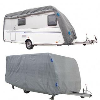 Wohnwagen Schutzhülle 6, 10 x 2, 50 x2, 20m Caravan Garage Schutzhaube Wetterschutz