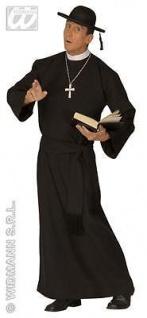 PRIESTER Pfarrer Pastor Gewand Kostüm Gr. M, L, XL TOP Qualität