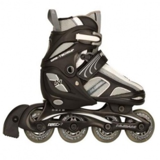 Kinder Inlineskates Verstellbar 30-33 ABEC 5 Kugellager Skater Inliner #52RV