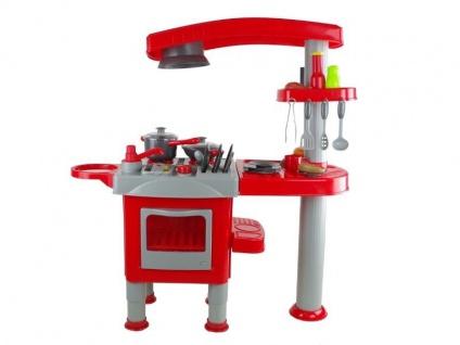 TOP Große Küche für Kinder Spielzeugküche Spielküche Kinderküche Küchenset Spiel