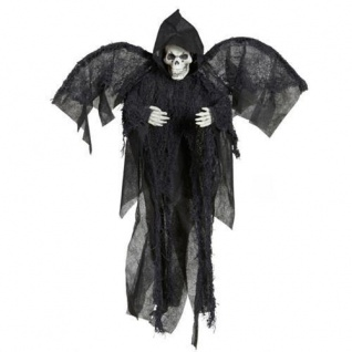 Gothic Skelett Hängefigur 45 cm Tod Horror Halloween Grusel Party Deko 74549