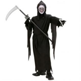 HALLOWEEN Kinderkostüm Tod Größe 128 140 158 Karneval Fasching Kostüm Kinder