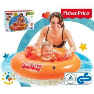 Baby Schwimmsitz - Kinder Lern Hilfe Kleinkind Schwimmring - FISHER PRICE