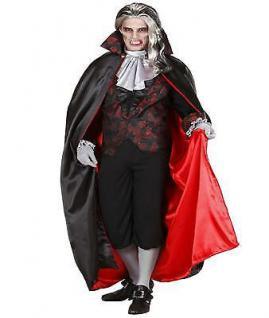 Exklusives KOSTÜM VAMPIR Halloween Dracula Mittelalter Karneval Fasching