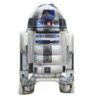 R2D2 Star Wars Luftmatratze Floater ca. 116x73x20 cm Happy people 16350