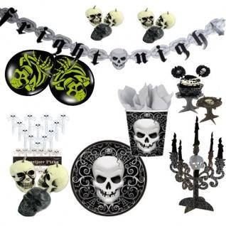 Halloween FrightNight Party Deko Partyzubehör Motto Party