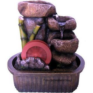 Zimmerbrunnen luftbefeuchter g nstig online kaufen yatego - Feng shui deko ...