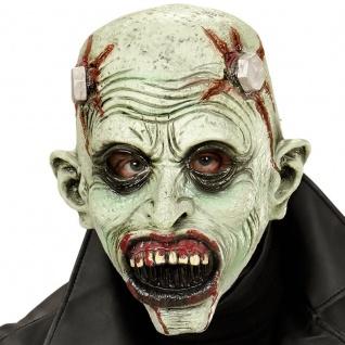 LABOR MONSTER ZOMBIE 3/4 MASKE Halloween Karneval 0398