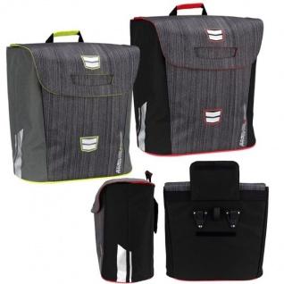 GEPÄCKTRÄGER FAHRRAD TASCHE Fahrradtasche Gepäcktasche 2 Farben zur Auswahl