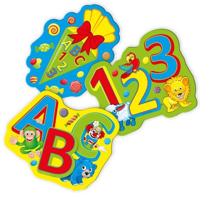 24 Stuck Xl Streukonfetti Tischdeko Tischkonfetti Einschulung 1