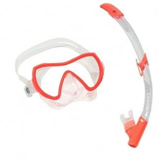 Aqua Lung Schnorchel-Set für Erwachsene COMBO VISION - Brille & Schnorchel