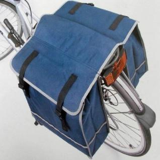 Fahrradtasche Satteltasche Fahrrad Gepäckträger Tasche Gepäcktasche Packtasche