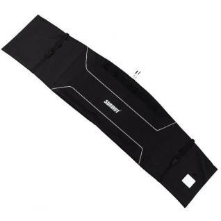SKISACK SKIBAG SKITASCHE für Ski bis 190 cm Länge schwarz